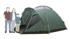 Tenda de Campismo Outwell Cloud 5