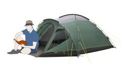Tenda de Campismo Outwell Cloud 4