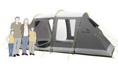 Tenda Familiar Easy Camp Huntsville Twin