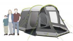 Tenda Familiar Easy Camp Huntsville 400