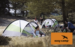 Material de Campismo Easy Camp na Explora Outdoor Shop