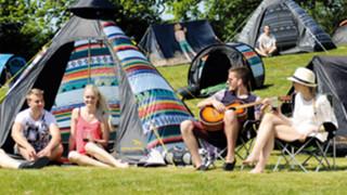 Tendas de Campismo para Festival