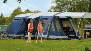 Tendas de Campismo da Gama Alta